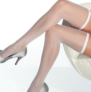 Coquette Fishnet Stockings